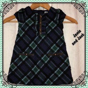 🌸Janie and jack 18/24 M gorgeous dress GUC 🌸